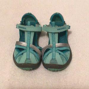 Merrill Hydro Monarch Sport Sandals